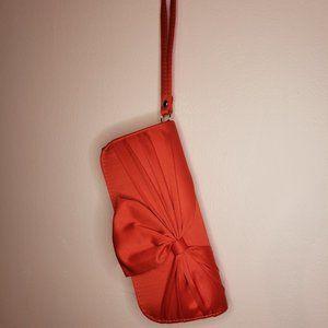 Fancy Red Wristlet